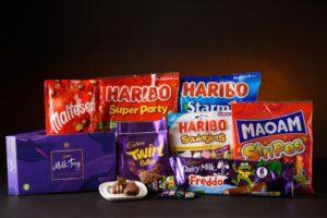 Chocolate And Sweet Gift Box