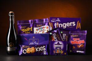 Cadburys Chocolate & Prosecco Hamper