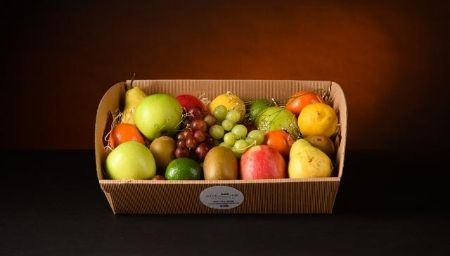 Fresh Fruit Hamper