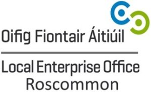 Local Enterprise Office Roscommon Logo